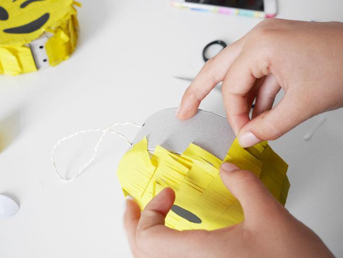 cómo hacer una piñata
