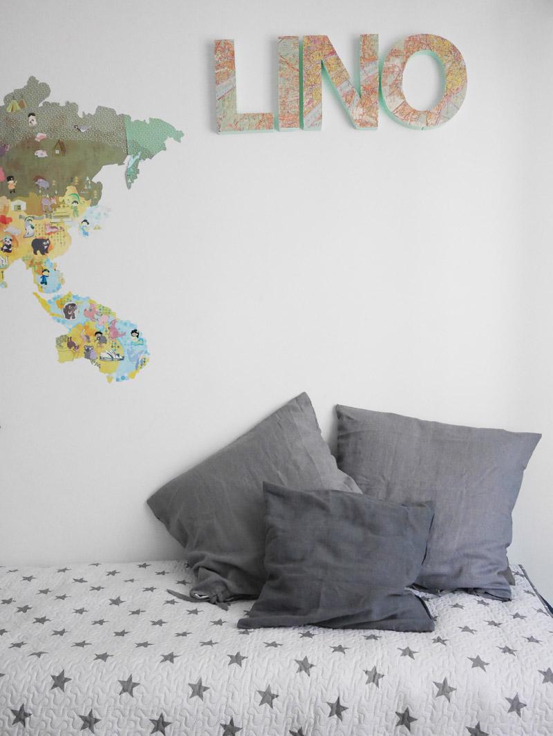ideas para decorar una habitación de niños