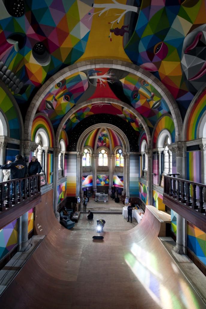 iglesia del skate