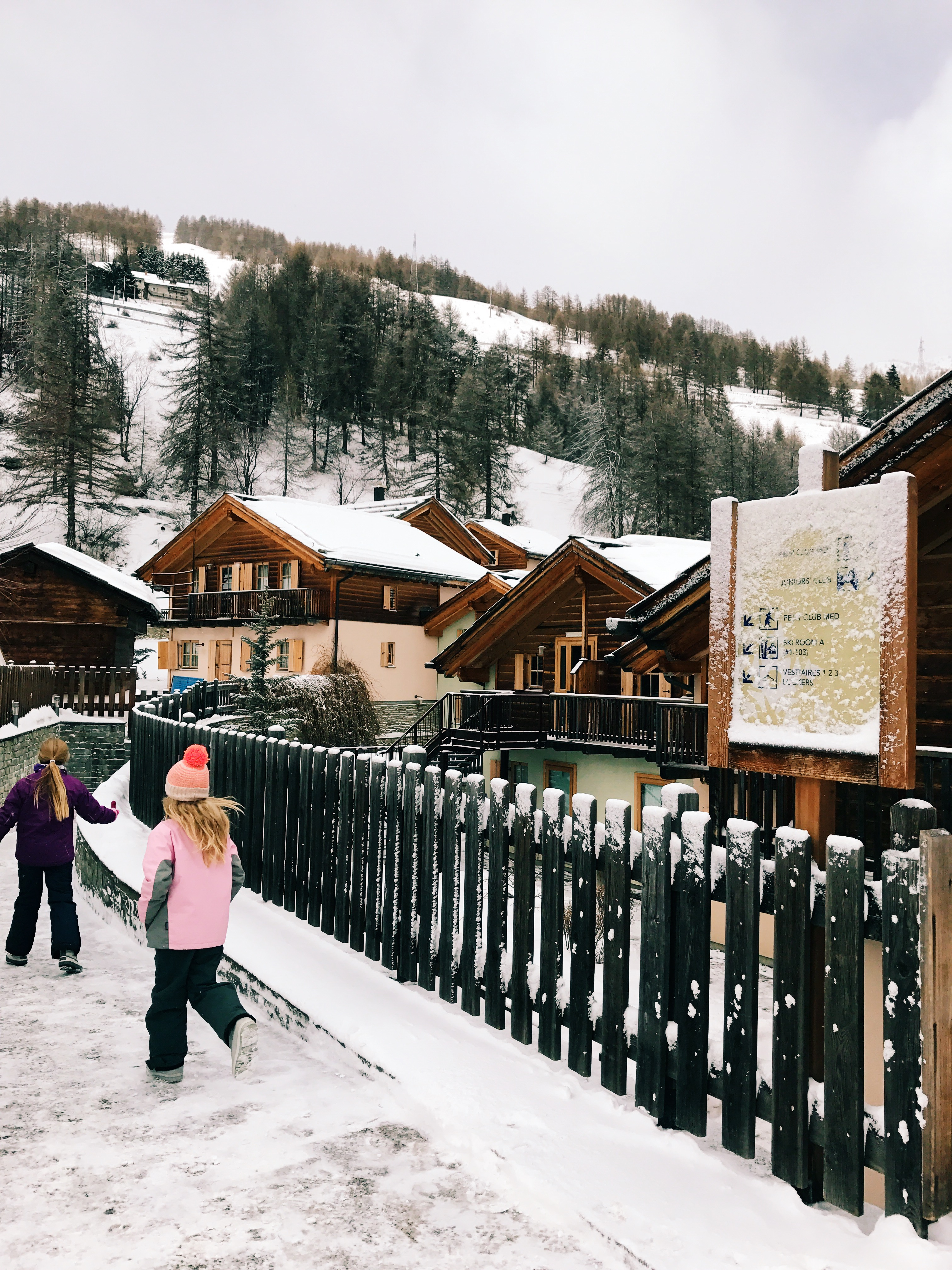 Club Med Pragelato Via Lattea baballa