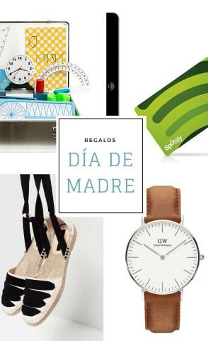 4 regalos para el día de la madre y más