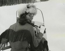 ¿Nos vamos a esquiar?
