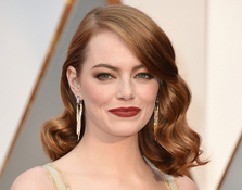 Los labiales que vimos en los Oscar