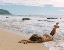 Look beauty para la playa