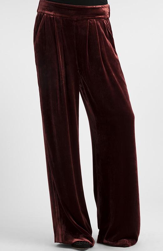 Looks de noche bdba pantalones terciopleo