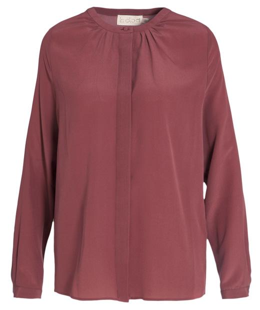 camisas de bdba lisa de seda