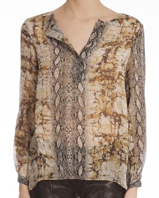 camisas de seda de bdba