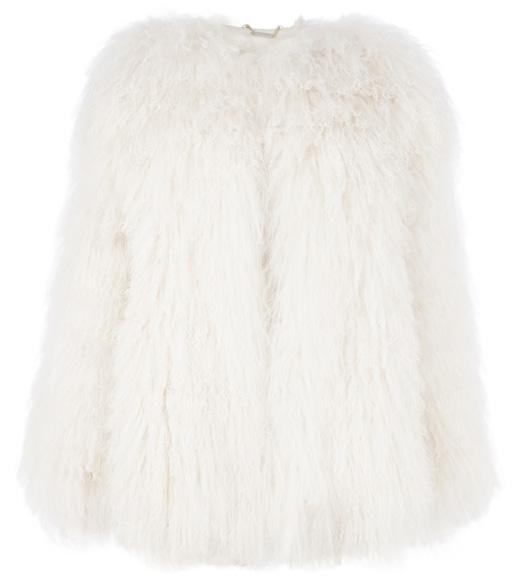 mid season abrigo blanco
