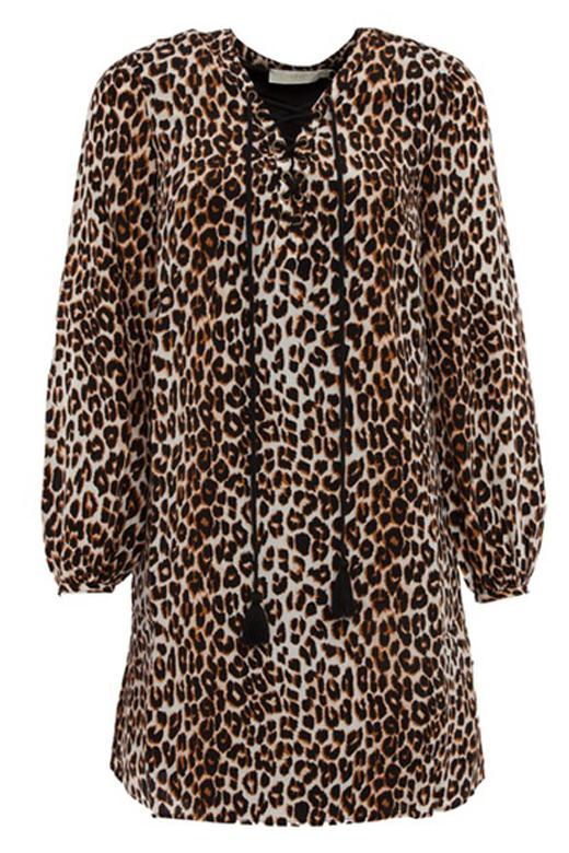 BDBA Instagram Live vestido leopardo