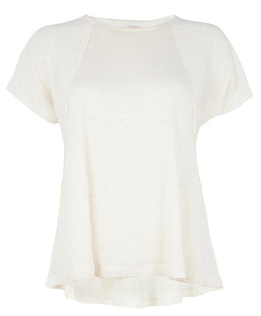 look con parka de Beatriz Espejel de bdba. Camiseta