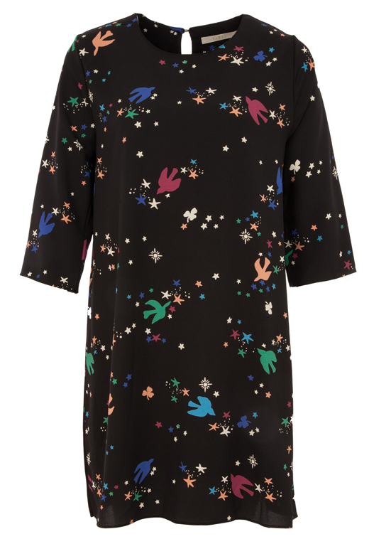 vestidos cortos para primavera de BDBA