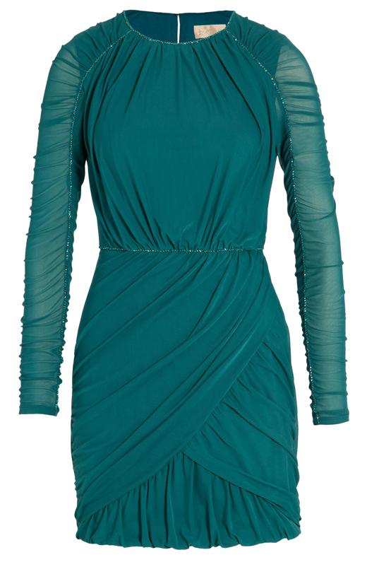Vestidos verdes bdba