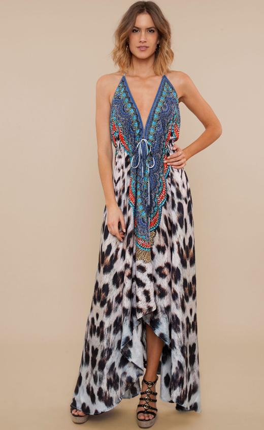 95073ac9e Estos son tus vestidos largos para verano y están en BDBA