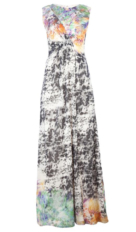 vestidos largos para ser la invitada perfecta con BDBA. Multicolor