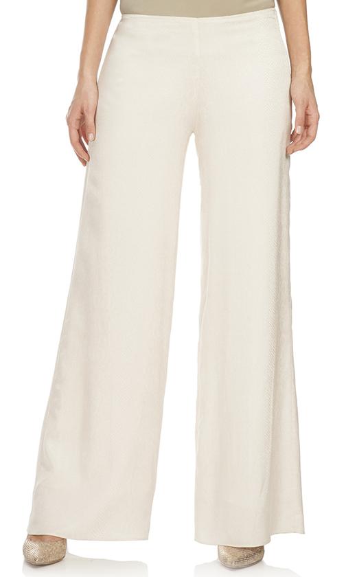 ropa blanca para verano en BDBA. panatlones largos