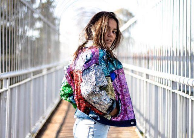 Karla González apuesta por la ropa original de BDBA