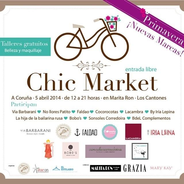 Chic Market * Coruña-14180-belasabela