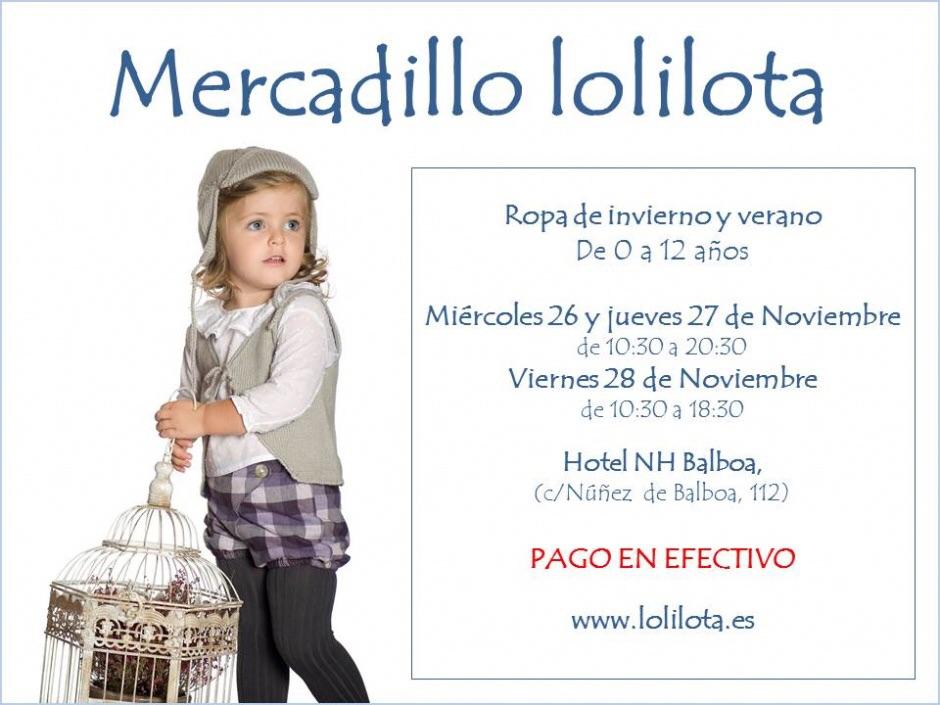 Mercadillo Navideño * Lolilota -15071-belasabela
