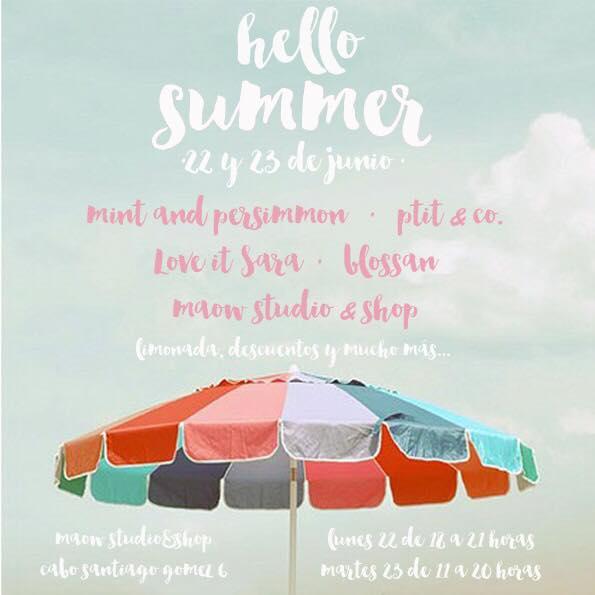 Hello Summer  ... limonada, musica, shopping y mucho más!!-15997-belasabela