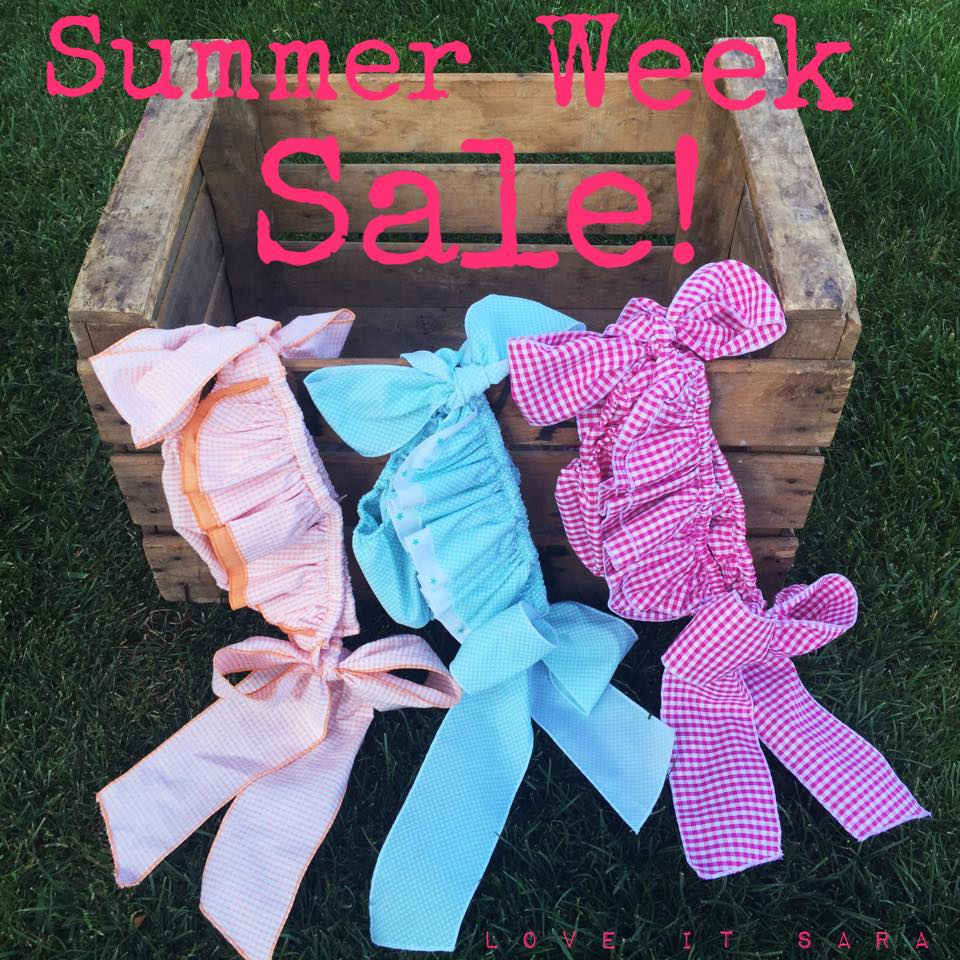 Viva el verano!! ☀  Summer Week Sale Love it Sara ☀-16002-belasabela