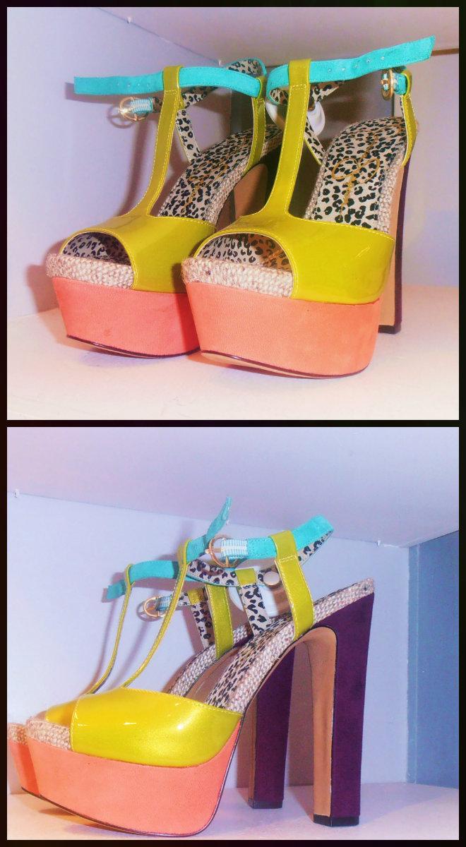 Shoes Jessica Simpson & CH-47950-broken-trend