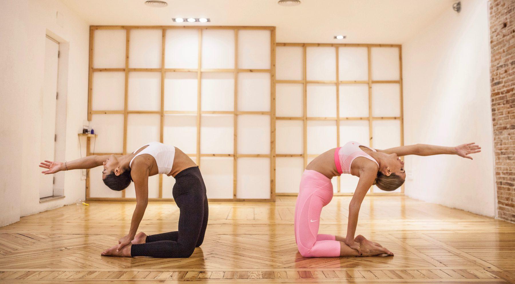 Katy & Yoga