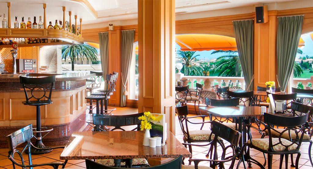 Restaurantes en Oliva Nova: The Golf Club
