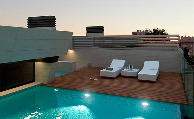 Qué hacer en Oliva Nova: tomar algo en tu terraza