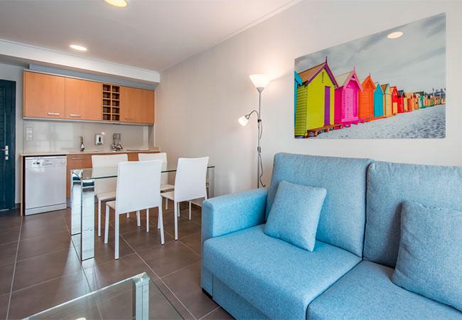 Alquiler de casas vacacionales de 1 dormitorio
