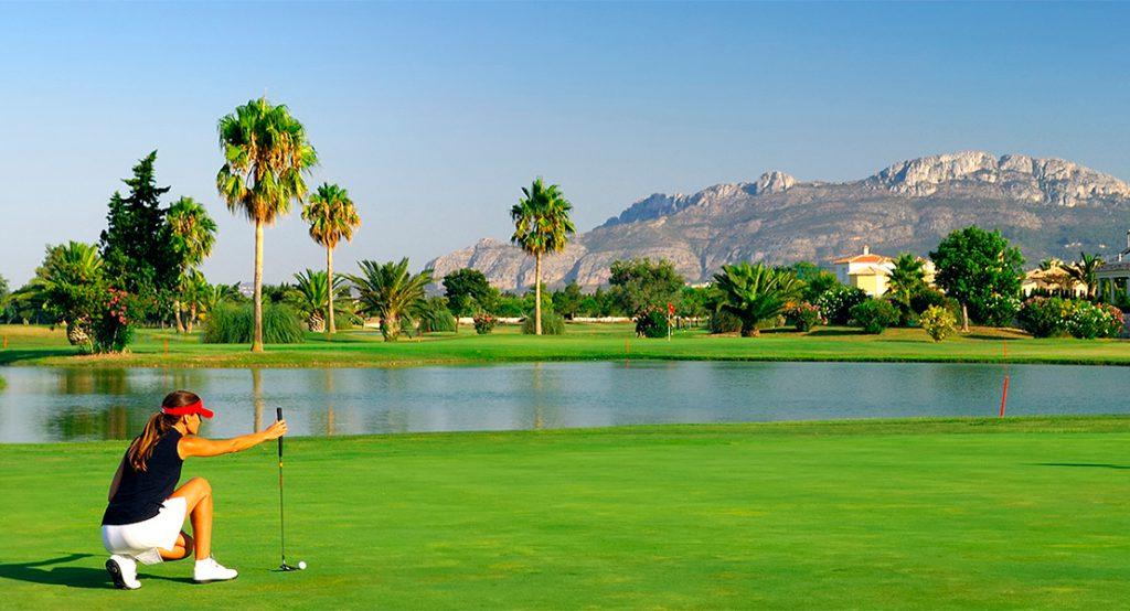 Campo de golf de Oliva Nova