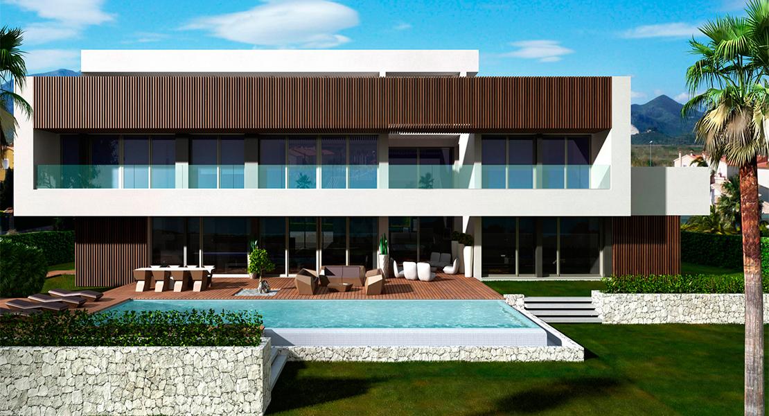 Villas a medida en Oliva Nova