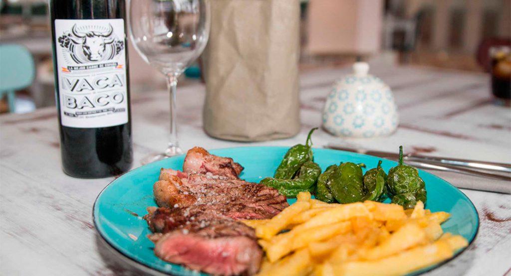 Los mejores restaurantes de Denia: La vaca de Baco