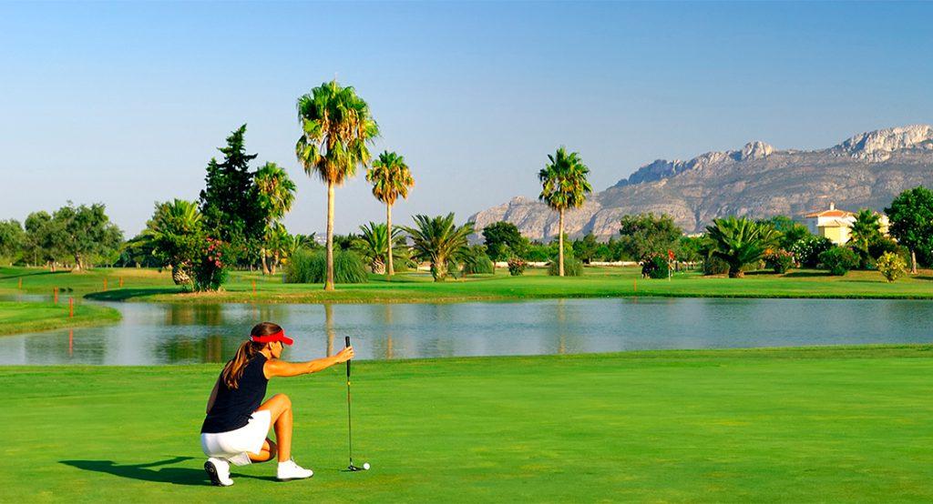 Golf CHG