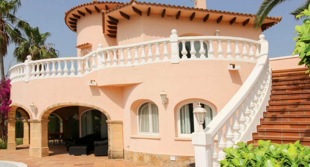 villas de lujo chg