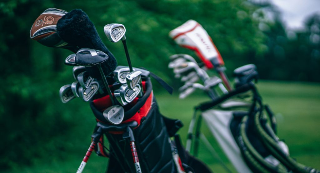 palos de golf chg