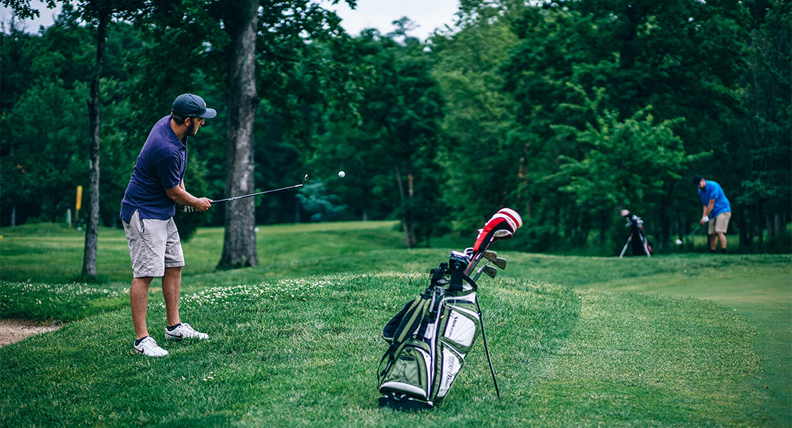Plan de golf por el Día del Padre
