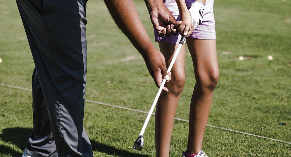 Plan de golf por el Día del Padre en Oliva Nova