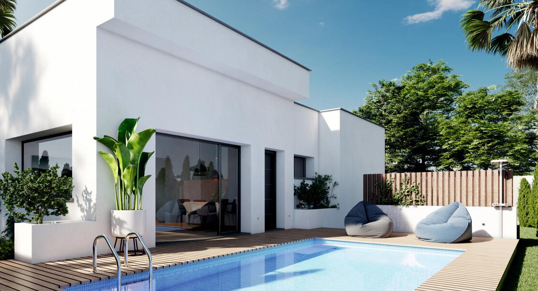 villas modernas chg