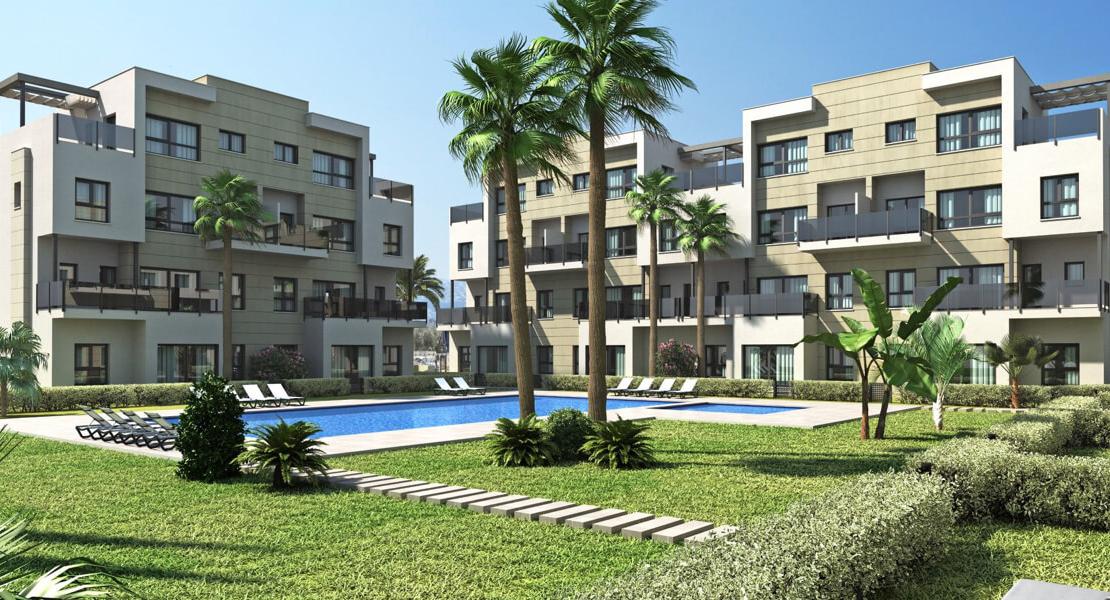 Apartamentos en la Costa Blanca chg