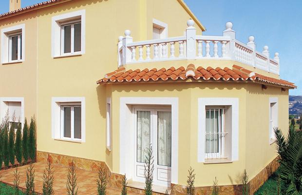 villas clásicas chg