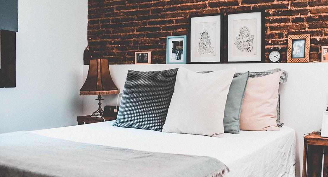 Cómo conseguir un dormitorio acogedor