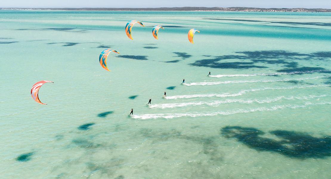 grupo kitesurf