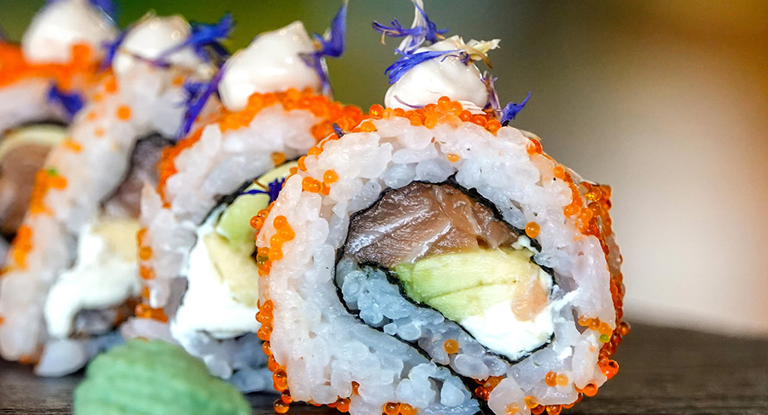 barra de sushi oliva nova