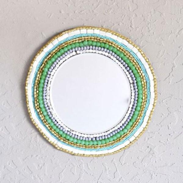 plato con adornos decoracion diy
