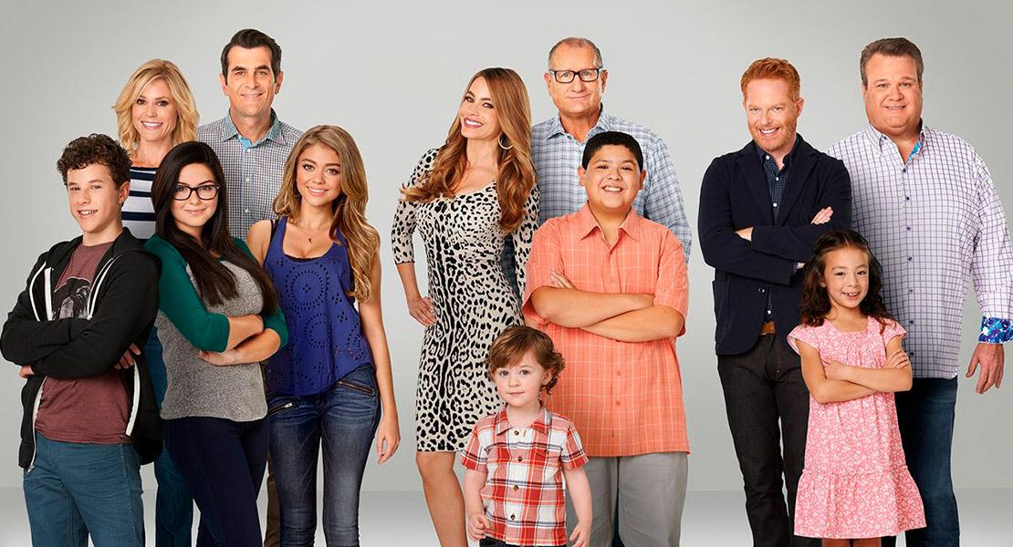 Las mejores series: Modern Family