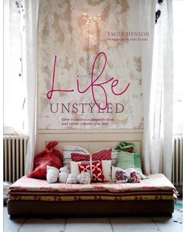 life unstyled libros de decoracion