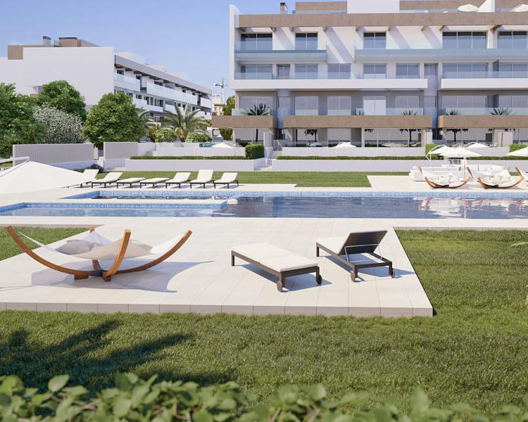 piscina oceans residence