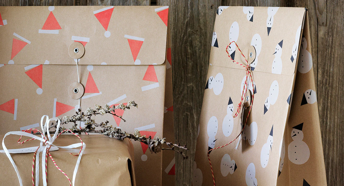 envolturas para regalo