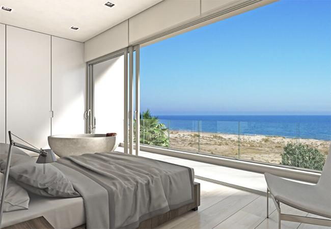 Dormitorio de Villa Aurora | CHG