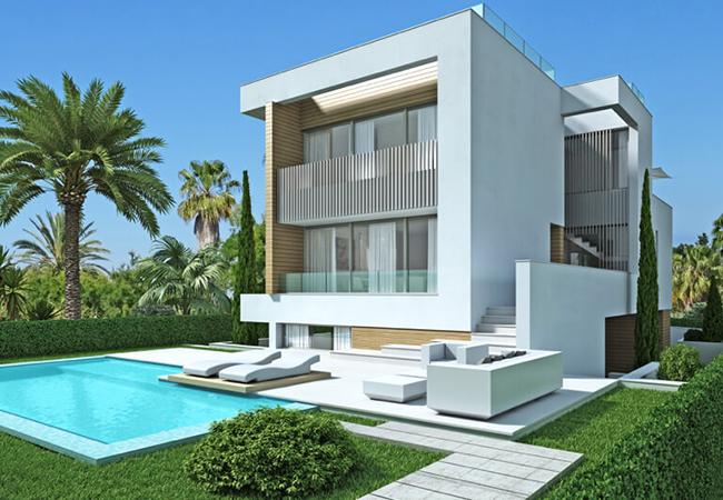 Villa Aurora | CHG